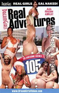 Real Adventures 105 Cover