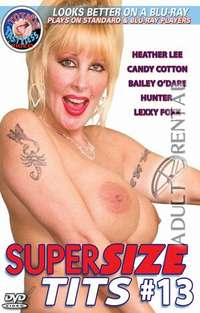 Supersize Tits 13 Cover