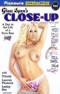 Gina Lynn's Close-Up Cover