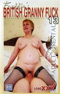 British Granny Fuck 13