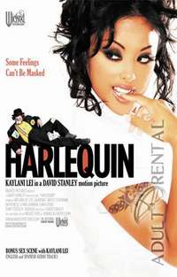 Harlequin Cover