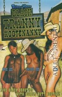 Black Tranny Hootenanny Cover