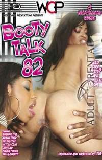 Booty Talk 82 Cover