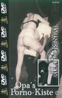 Opa's Porno-Kiste 5 Cover