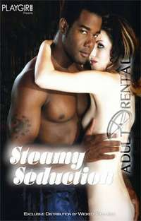 Steamy Seduction Cover