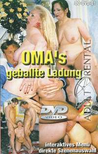 Oma's Geballte Ladung Cover