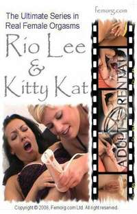 Rio Lee & Kitty Kat Cover