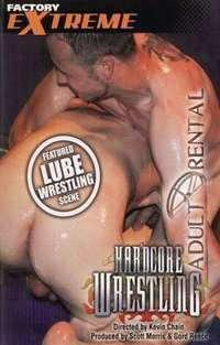 Hardcore Wrestling Cover