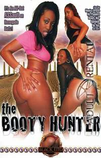 The Booty Hunter Cover