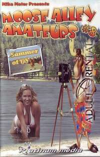Moose Alley Amateurs 8 Cover