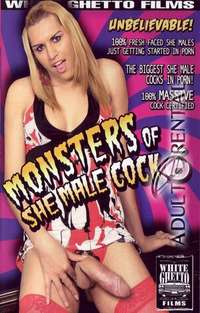 Monsters Of She Male Cock 6 Cover
