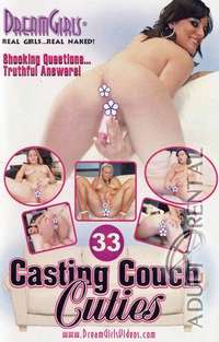 Casting Couch Cuties 33 Cover