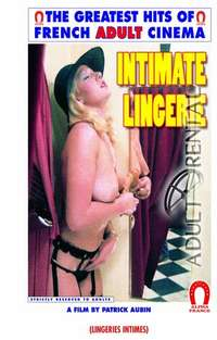 Intimate Lingerie Cover