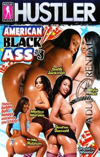 American Black Ass 3 Cover