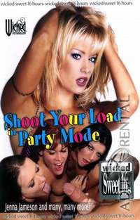 Shoot Your Load In Party Mode Disc 2 Cover