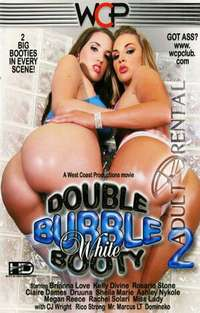 Double Bubble White Booty 2 Cover