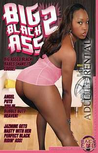 Big Black Ass 2 Cover