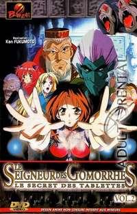 Le Seigneur Des Gomorrhes 2 Cover