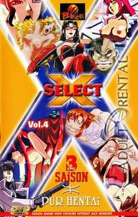 Select X 4 Cover