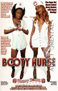 Booty Nurse Cover