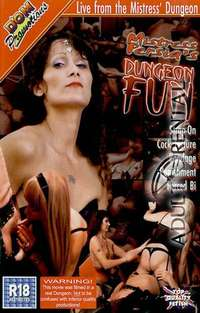 Mistress Persia's Dungeon Fun Cover