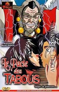 Le Pacte Des Tabous Cover