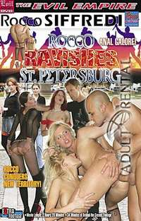 Rocco Ravishes St Petersburg Cover