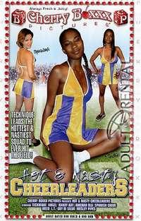 Hot & Nasty Cheerleaders Cover