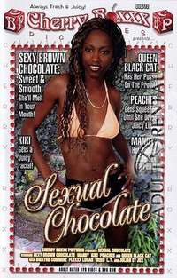 Sexual Chocolate Cover
