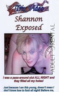 Shannon Exposed Cover