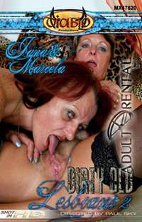 Dirty Old Lesbians 2 Cover