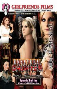 Unnatural Daughter Cover