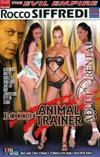 Rocco: Animal Trainer 23 Cover