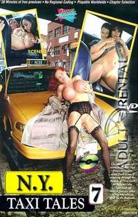 N.Y. Taxi Tales 7 Cover