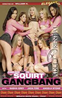 Squirt Gangbang Cover