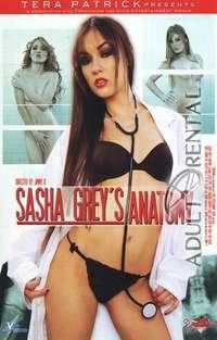 Sasha Grey's Anatomy Cover