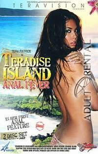 Teradise Island Anal Fever: Extras Cover