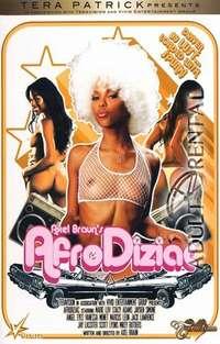 Afrodiziac Cover