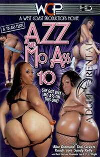 Azz And Mo Ass 10 Cover