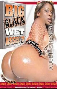 Big Black Wet Asses 7 Cover