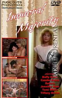 Immoral Majority Cover