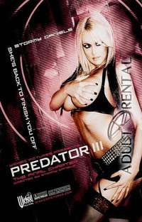 Predator 3: The Final Chapter Cover