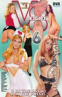 V8 #6 Cover
