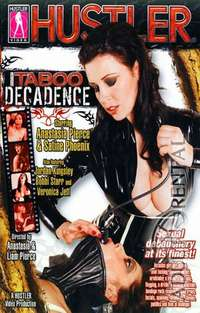 Taboo Decadence Cover