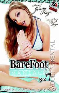 BareFoot Maniacs #7 Cover