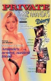 Amanda's Diary 4 Cover