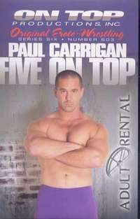 Paul Carrigan: Five On Top Cover