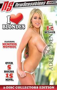 I Love Blondes: Disc 1 Cover
