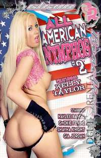 All American Nymphos 2 Cover