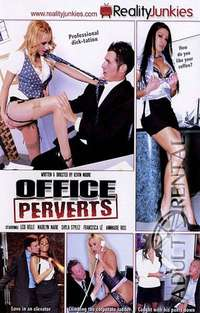 Office Perverts Cover